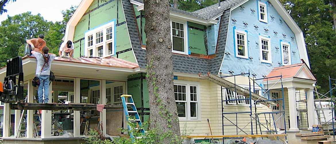 Renovations Stockbridge MA- the small building company